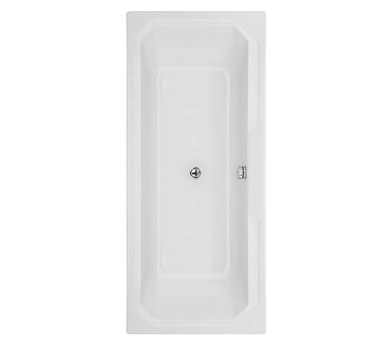Hudson Reed Ascott 1800 x 800mm Eternalite Double Ended Bath