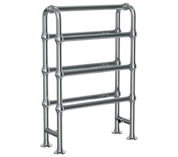 Vogue Arcadia 600 x 850mm Traditional Towel Rail