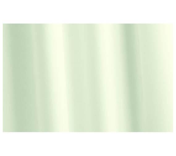 Alternate image of Croydex Plain White Textile Shower Curtain