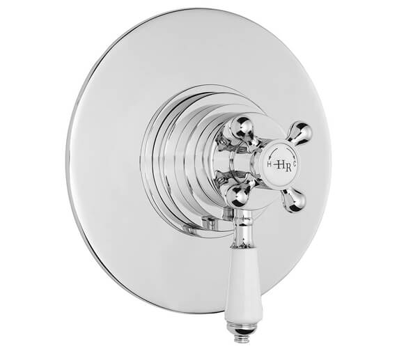 Hudson Reed Topaz Dual Concealed Thermostatic Shower Valve