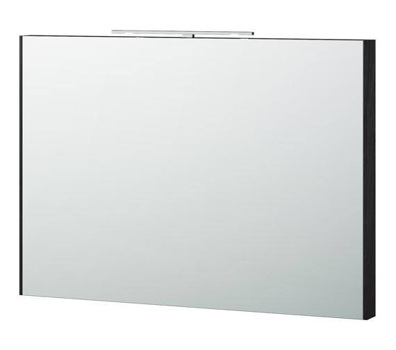 Alternate image of Miller London 100 White Framed Mirror
