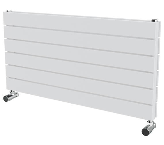 Alternate image of Vogue Fly Line 452mm Height Horizontal Double Panel Radiator