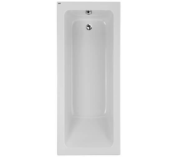 Twyford Aspect Designer Acrylic Single Ended 1700mm Bath