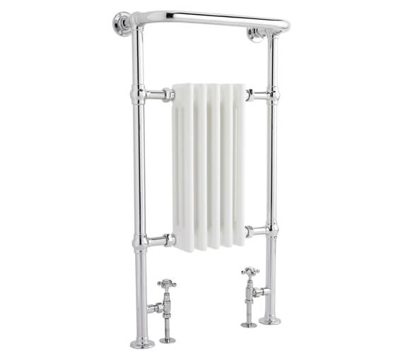 Hudson Reed Small Harrow 540 x 965mm Traditional Radiator