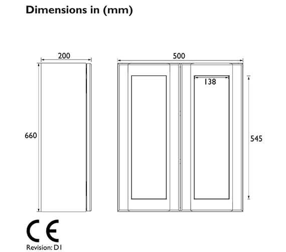 Technical drawing QS-V101003 / FFDGRMWU500