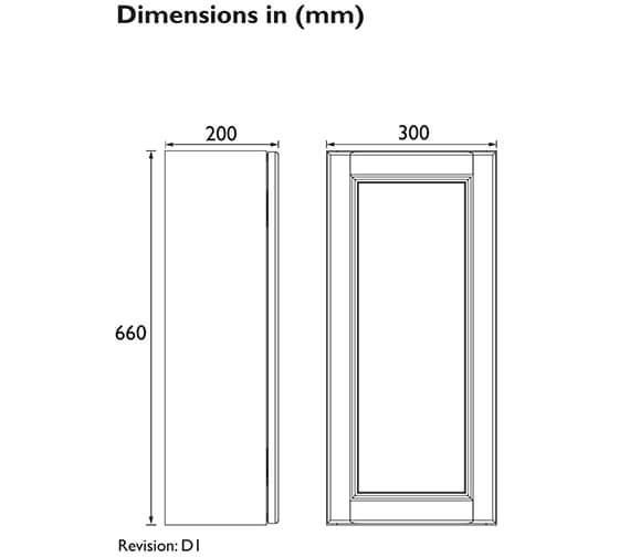 Technical drawing QS-V101001 / FFDGRWU300
