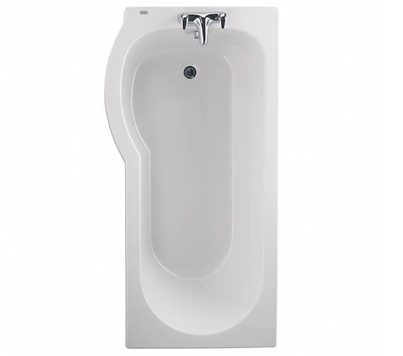 Twyford Galerie Optimise Offset 1500 x 700mm Shower Bath