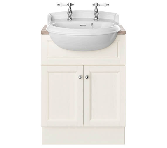 Additional image for QS-V89437 Heritage Bathrooms - FFDGRVAN600