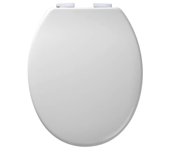 Roper Rhodes Curve Soft Close Toilet Seat White