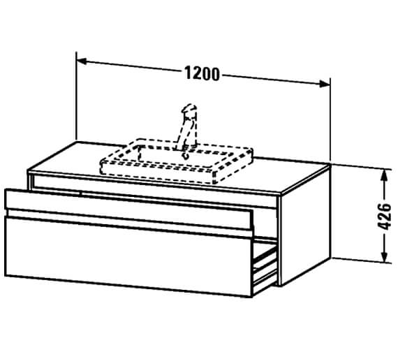 Technical drawing QS-V52918 / KT679401818