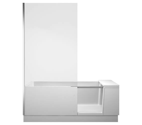 Duravit 1700 x 750mm Shower Bath