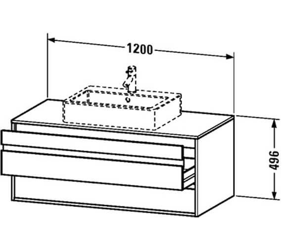 Technical drawing QS-V59135 / KT665401818