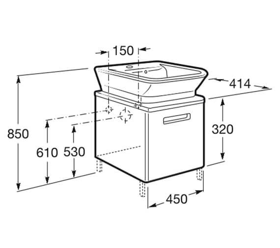 Technical drawing QS-V99621 / 856968806