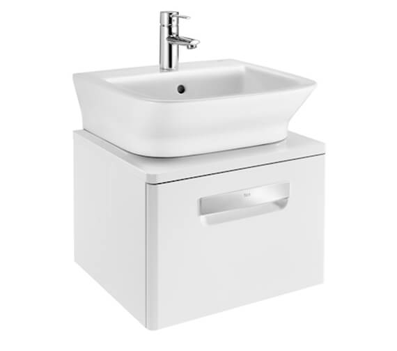Roca The Gap Wall-Hung Vanity Unit With 1 Base Drawer