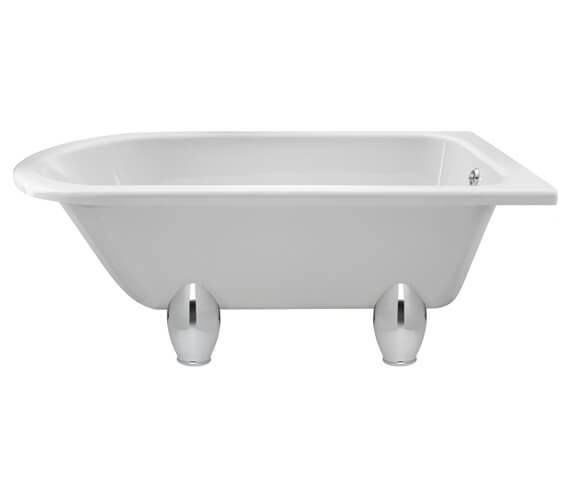 Additional image of Hudson Reed Winterburn Freestanding Acrylic Bath With Leg Set
