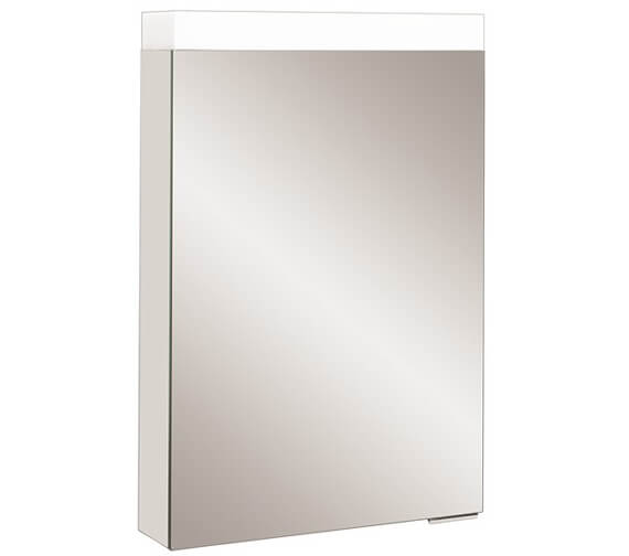Crosswater Image 505mm x 750mm Mirror Cabinet