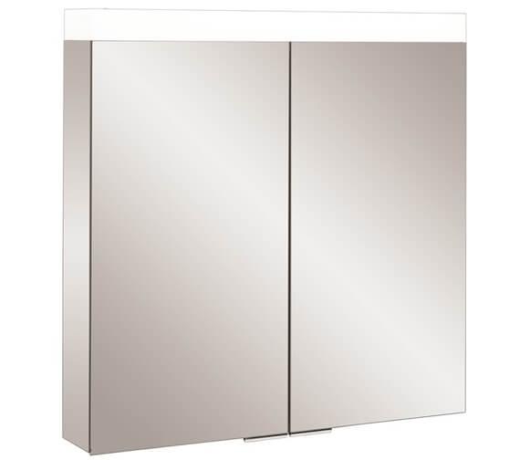 Crosswater Image Double Sided Mirror Door Cabinet