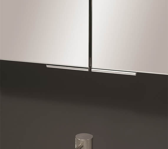 Alternate image of Crosswater Image Double Sided Mirror Door Cabinet