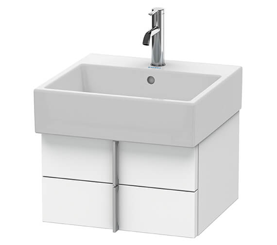 Duravit Vero Air 2 Drawers Wall-mounted Vanity Unit For Basin