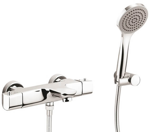 Crosswater North Bath Shower Mixer Tap With Kit