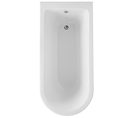 Bayswater 1500mm Freestanding Shower Bath