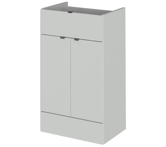 Alternate image of Hudson Reed Fusion 500 x 355mm Floorstanding Drawer Lined Unit