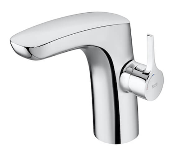 Roca Insignia Smooth Body Basin Mixer Tap With Waste