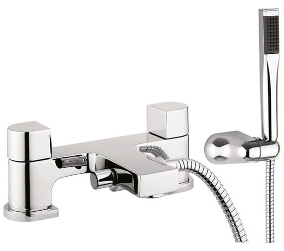 Crosswater Planet Bath Shower Mixer Tap With Kit