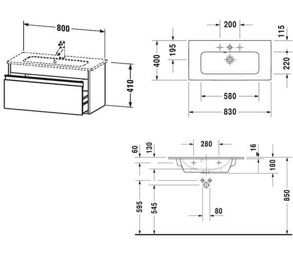 Technical drawing QS-V96207 / KT642201818