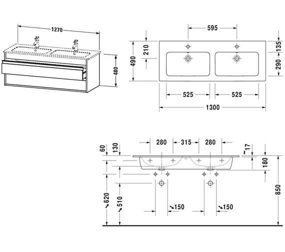 Technical drawing QS-V96205 / KT643201818