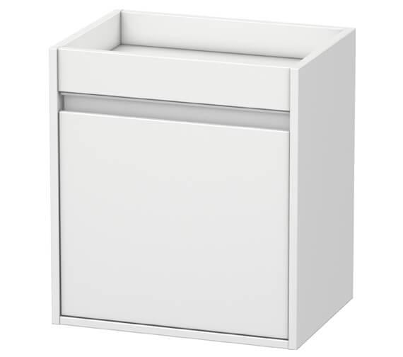 Duravit Ketho 500 x 360mm Single Door Low Cabinet