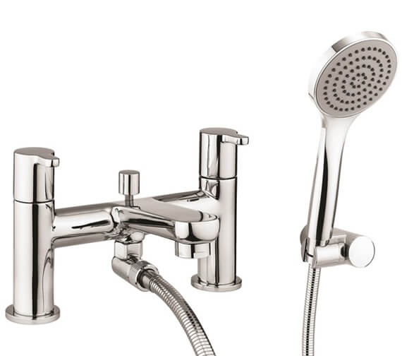 Crosswater Nova Bath Shower Mixer Tap with Kit