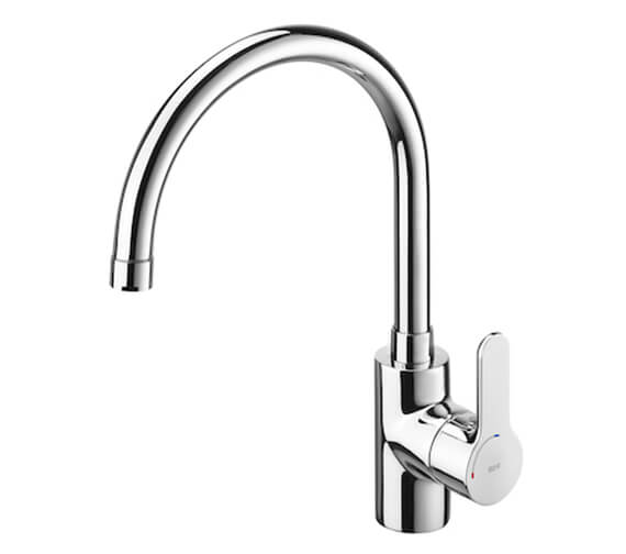 Roca L20 Top-Quality Kitchen Sink Mixer Tap With High Swivel Spout