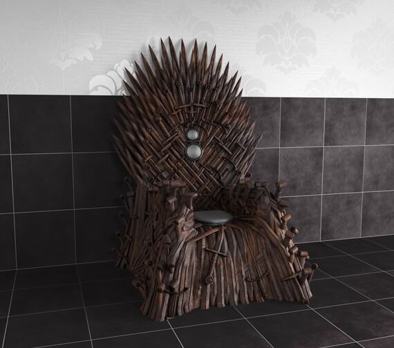 Beo Throne Toilet And Seat