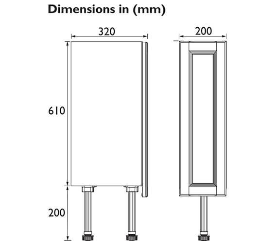 Technical drawing QS-V100609 / FFDGRBU200