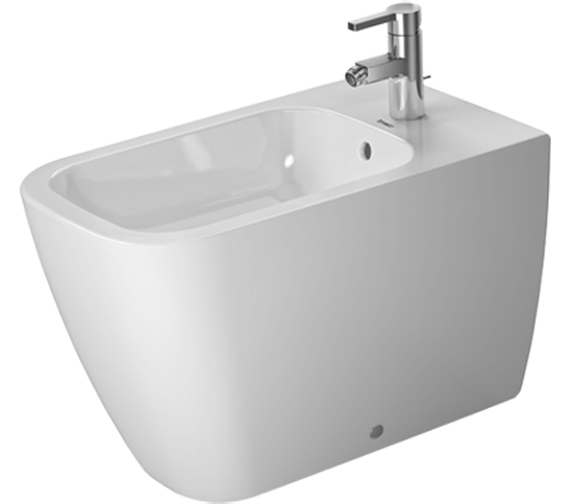 Duravit Happy D2 365 x 630mm Floor Standing Bidet