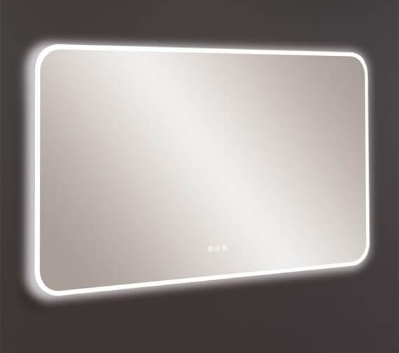 Alternate image of Crosswater Svelte Illuminated Mirror