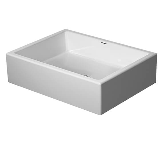 Duravit Vero Air 500 x 380mm Ground Wash Bowl