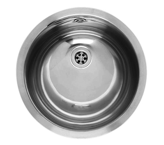 Reginox Amazone Stainless Steel Integrated Sink With Overflow