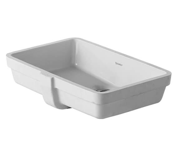 Duravit Vero Air 485 x 315mm Undercounter Special Ground Vanity Basin For Furniture