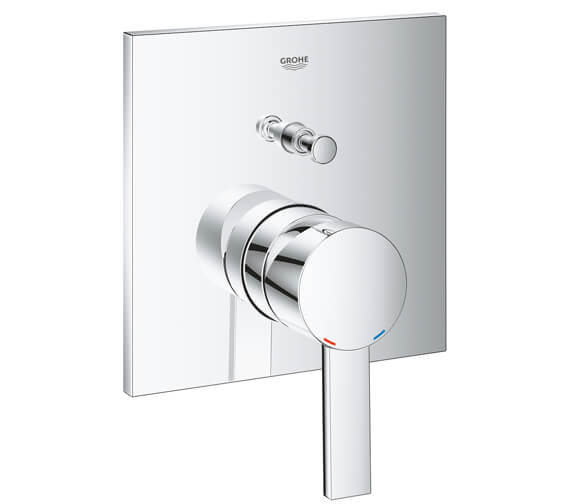 Grohe Allure Single Lever Mixer Valve With 2 Way Diverter