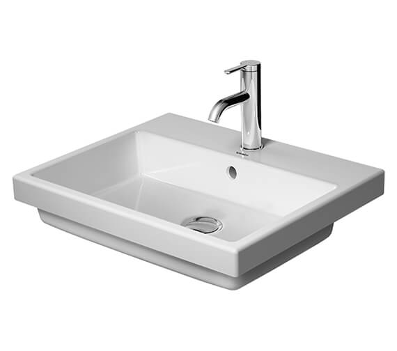 Duravit Vero Air 550 x 455mm Countertop Vanity Basin