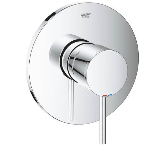 Grohe Atrio Chrome Single Lever Shower Mixer Trim