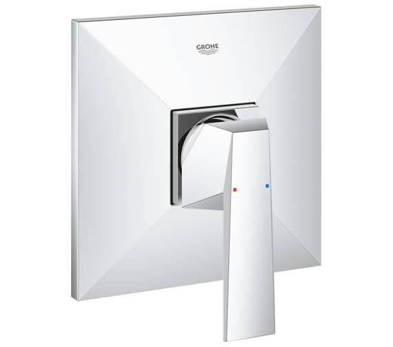 Grohe Allure Brilliant Chrome Single Lever Shower Mixer Trim