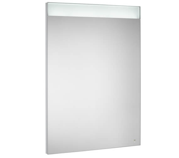 Roca Prisma Confort 600mm Mirror With Upper And Lower LED Lighting