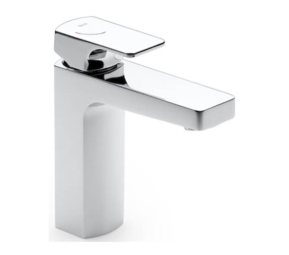 Roca L90 Smooth Body Basin Mixer Tap