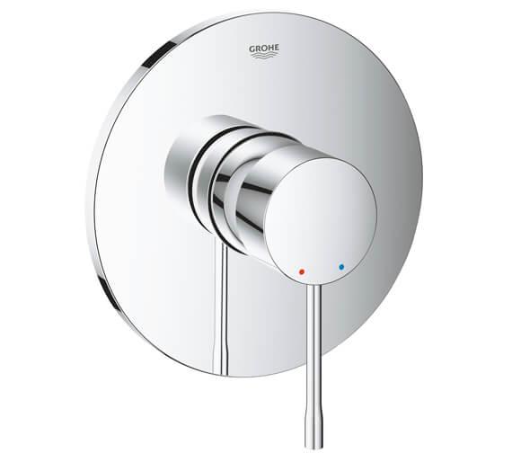 Grohe Essence Chrome Single Lever Shower Mixer Trim