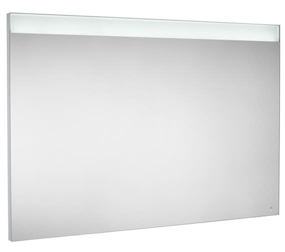 Alternate image of Roca Prisma Confort 600mm Mirror With Upper And Lower LED Lighting