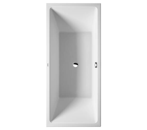Additional image of Duravit Vero Air 1800 x 800mm Bath With Seamless Acrylic Panel