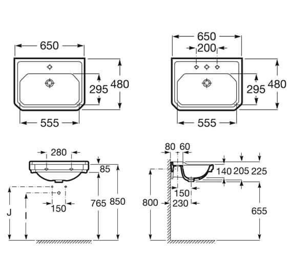 Technical drawing QS-V99679 / 3270A1000